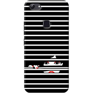 FABTODAY Back Cover for Vivo Y81I - Design ID - 0183