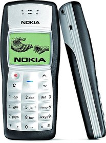 Refurbished Nokia 1100 / Good Condition Mobile with 1 year warranty Warrenty Bazar Warrenty