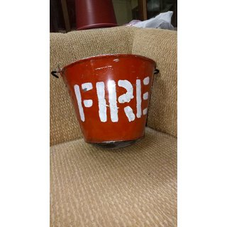 Uniforms House Fire Bucket