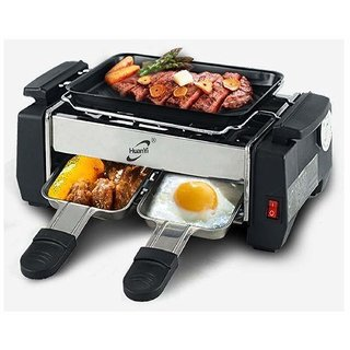 Shopper52 Electric Barbeque Grill Toaster Frying Pan BBQ Toaster BBQ Grill Barbecue Grill - ELBBQ