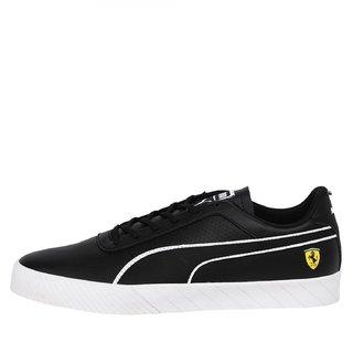 Puma Mens Black SF Vulc Track Sneakers