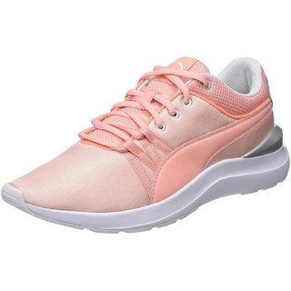 Puma Womens Peach Adela Running Shoes