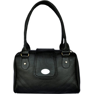 sling bags for women's for office use (BLACK) (HBD14D)