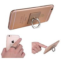 Universal 360 Rotating Finger Ring Stand Holder for An
