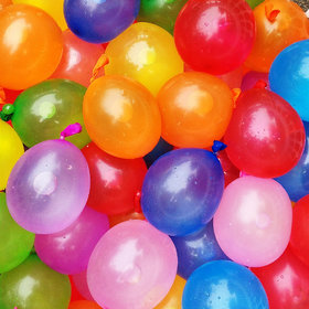 Water Balloons for Holi (500 pcs)