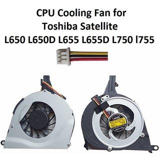 BRAND NEW CPU Cooling Fan for Toshiba Satellite L650 L650D L655 L655D L750 l755