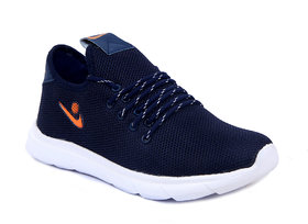 Wood Age Blue Casual Sneakers