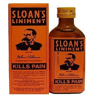 Sloans Liniment(70 ml) Pain Killer pain relief oil