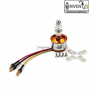 1000KV BLDC Brushless Motor A2212 For Aircraft Quadcopter Helicopter