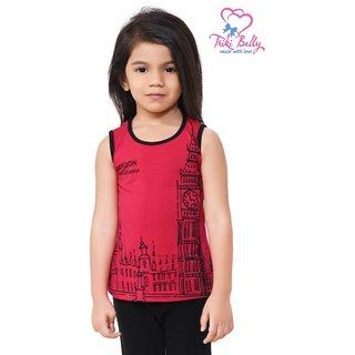 Triki Girls Casual Top - Rani - Size 34 (Age 9 - 10 yrs)