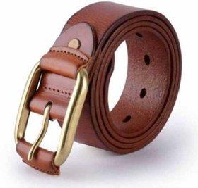 KRG Enterprises  Men Formal, Casual, Party Brown  Antque Leather Belt, Brown Belts, Maroon, Belts Pure 100./. Leather Belt