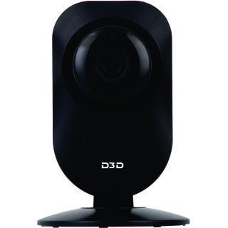 D3D T8817 1MP Black CCTV Camera