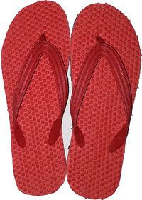 Take care slipper with accupressure bubble