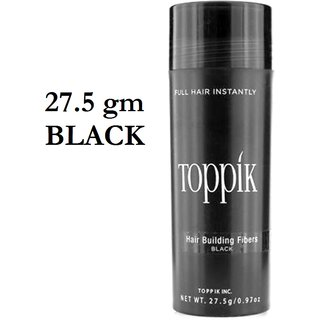 Toppik-kk Hair Building Fiber New Bottle 27.5Gm-black