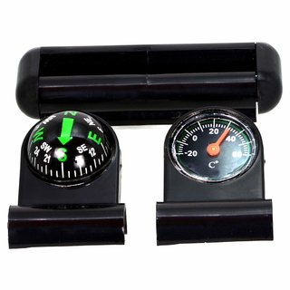 2 in 1 Vehicle Waterproof Car Boat Truck Navigation Ball 3D Compass