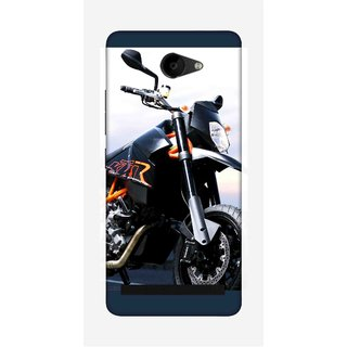 Digimate Printed Designer Soft Silicone TPU Mobile Back Case Cover For 10.Or D2 Design No. 0229