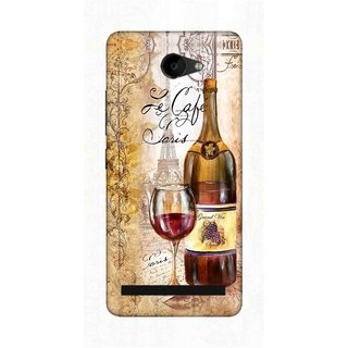 Digimate Printed Designer Soft Silicone TPU Mobile Back Case Cover For 10.Or D2 Design No. 0260