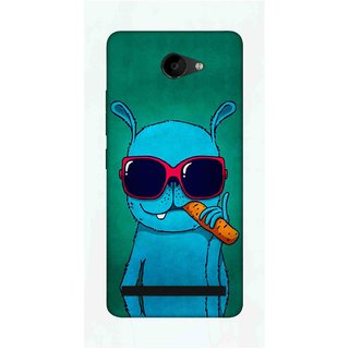 Digimate Printed Designer Soft Silicone TPU Mobile Back Case Cover For 10.Or D2 Design No. 0844