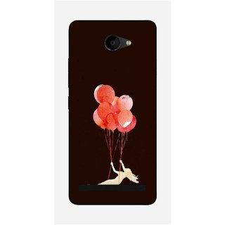 Digimate Printed Designer Soft Silicone TPU Mobile Back Case Cover For 10.Or D2 Design No. 0849