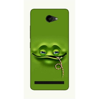 Digimate Printed Designer Soft Silicone TPU Mobile Back Case Cover For 10.Or D2 Design No. 0967