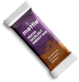 Mocha Hazelnut Energy Bar 35 g. Pack of 12