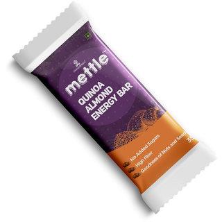 Quinoa Almond Energy Bar 35 g. Pack of 12