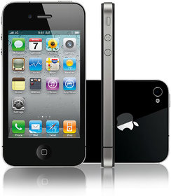 Refurbished Apple iPhone 4S 16 GB ( 1 Year Warranty Bazaar Warranty)