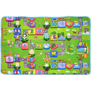 APPU PLAY MAT - Waterproof Double Sided (6x4ft)