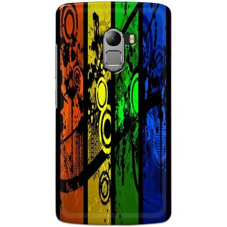 Ezellohub back cover for Lenovo K4 Note - Cool-pictures-designs-awesome-hd