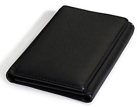 Stylish trifold wallet for Men (Synthetic leather/Rexine)