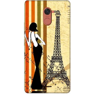 Digimate Printed Designer Hard Plastic Matte Mobile Back Case Cover For Infinix Hot 4 Pro Design No. 0239