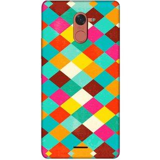 Digimate Printed Designer Hard Plastic Matte Mobile Back Case Cover For Infinix Hot 4 Pro Design No. 0569