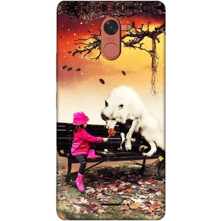Digimate Printed Designer Hard Plastic Matte Mobile Back Case Cover For Infinix Hot 4 Pro Design No. 0245