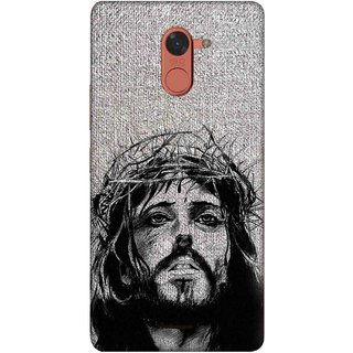 Digimate Printed Designer Hard Plastic Matte Mobile Back Case Cover For Infinix Hot 4 Pro Design No. 0982