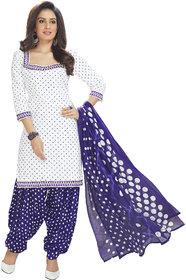 Women Shoppee's Unstiched Dress Material - Crazy designs for Cotton