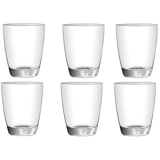Nanson Thailand Clear Drinking Glass-Set Of 6