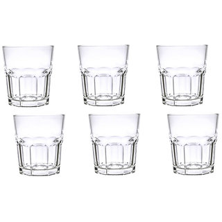 Nanson Thailand Whisky Glass-Pack Of 6