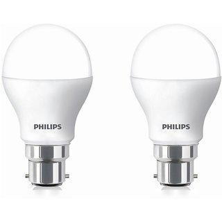 Phlips led bulb 9w, pack of 2
