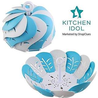 Kitchen Idol Foldable Multipurpose Fruit Basket - Assorted Colors