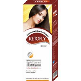 ketofly Anti-Dandruff shampoo(set of 4 pcs.)