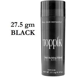 Toppik -kk Unisex Hair Building Fiber 27.5 g (Black)