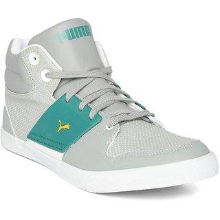 Puma Mens Gray Sneakers