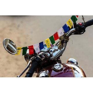 Buy Buddhist Tibetan Prayer MANTRAS flag OM Mani Padme HUM