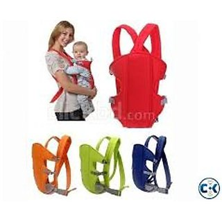 Dazzle kangaroo bag or baby carrier or baby sling or carry cots RED