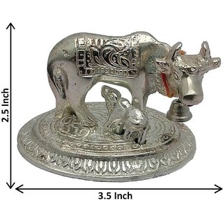 PujaShoppe Cow And Calf