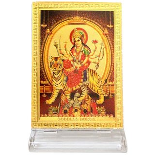 Ultimate Lord Durga Car Dashboard Idols for Car and Also for home Decor