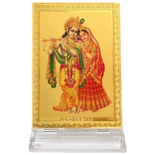Ultimate Lord Radha Krishan Car Dashboard Idols for Car and Also for home Decor