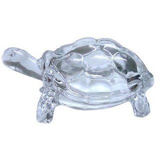 Kachua Showpiece Crystal Clear