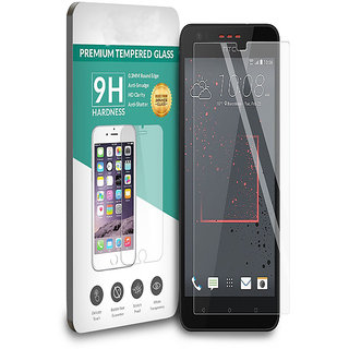 Micromax Canvas Spark Vdeo Q415 9H Curved Edge HD Tempered Glass