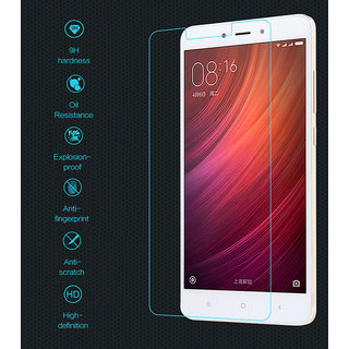 Premium Quality Tempered Glass For Redmi Note 4